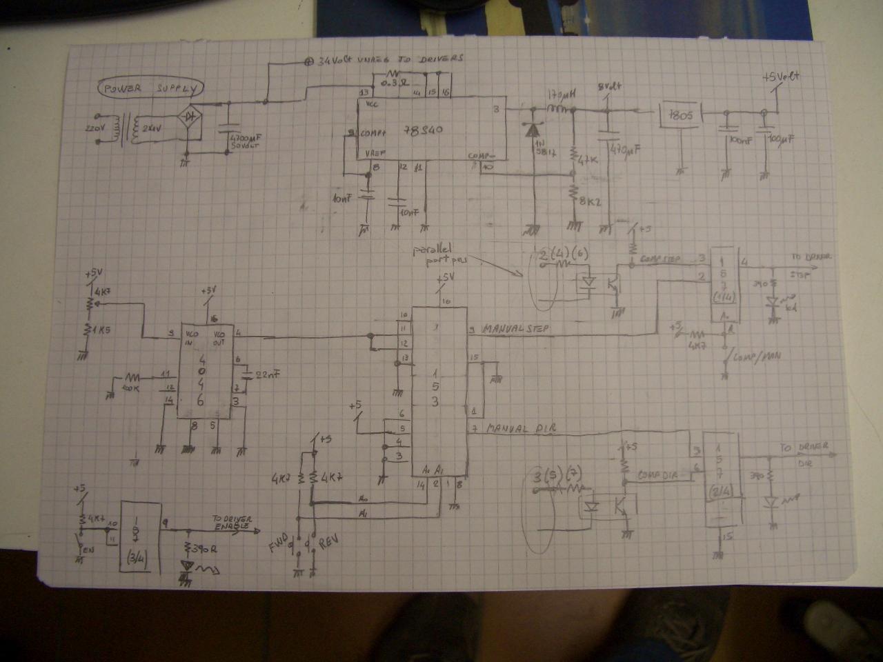Una fresatrice a controllo numerico cnc for Progetto tornio fai da te