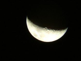 astrofoto Luna