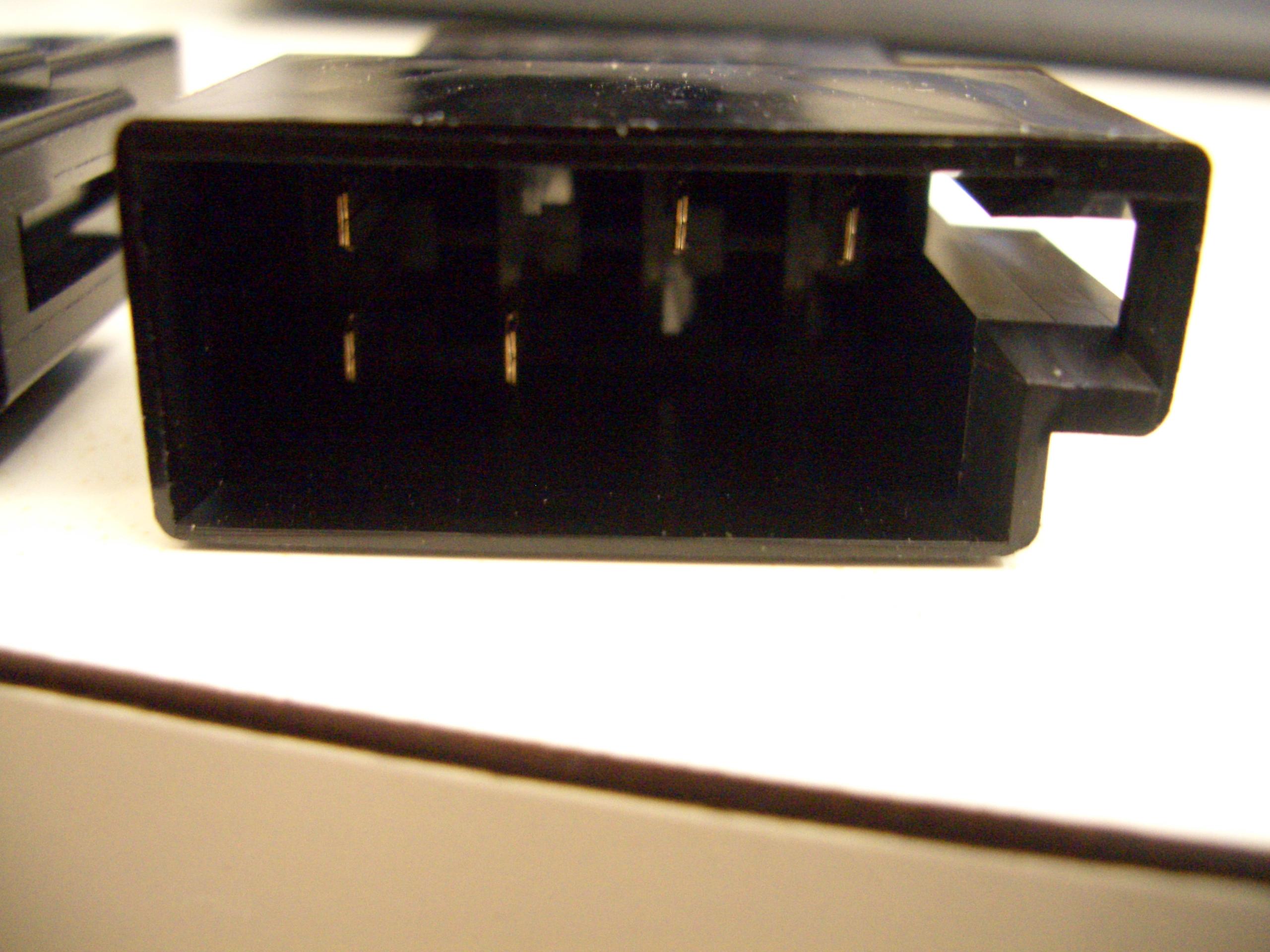 Schema Collegamento Autoradio Pioneer : Il connettore iso per le autoradio