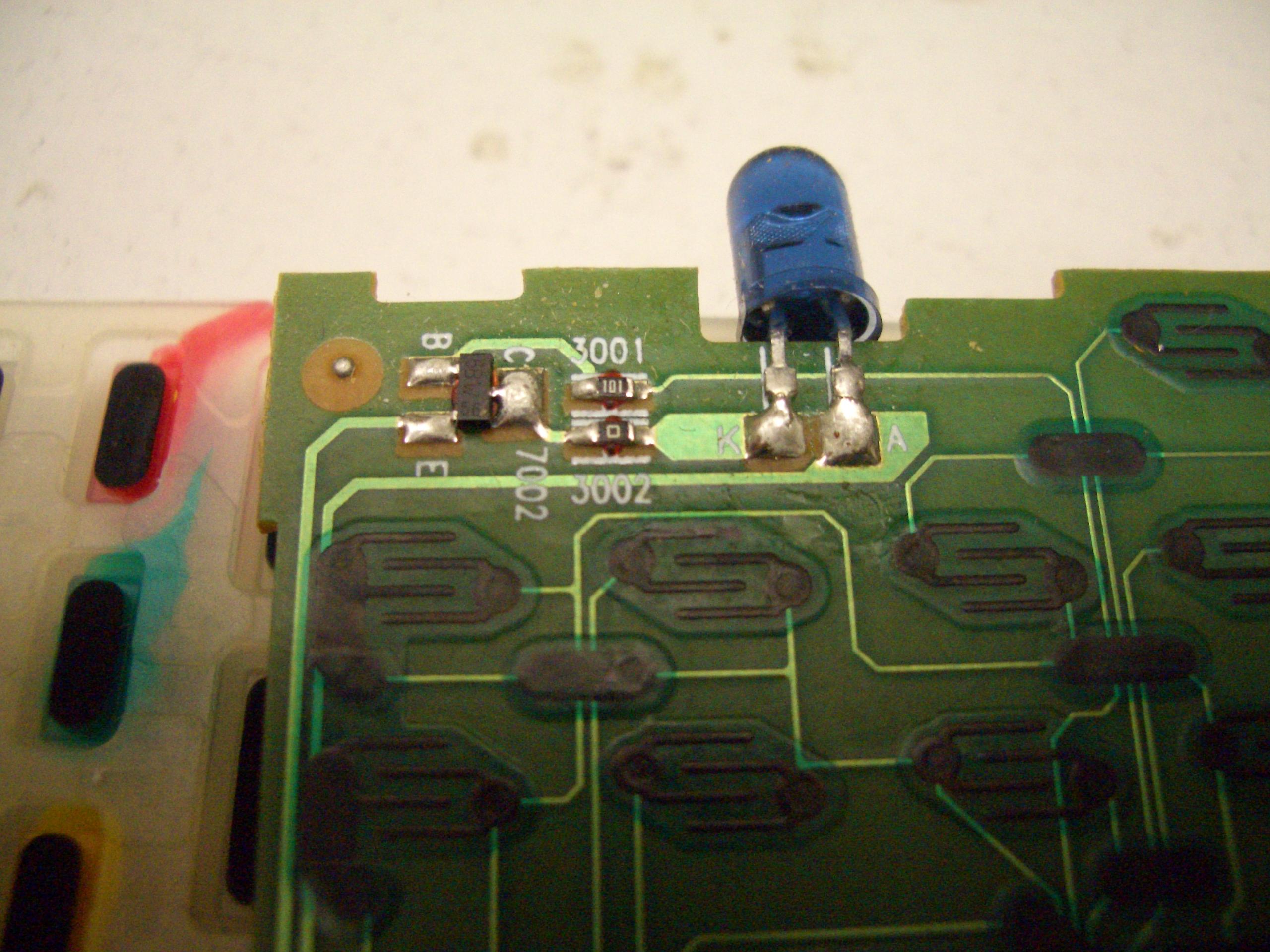 riparare un telecomando tv