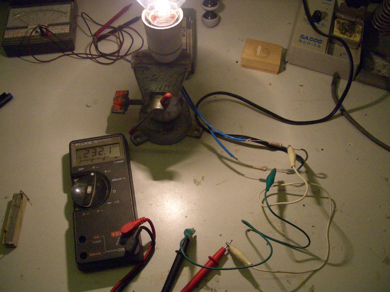 Schema Collegamento Differenziale Magnetotermico : Sezione dei cavi elettrici in una linea
