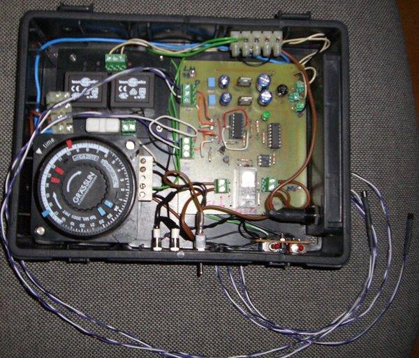 Schema Collegamento Di Termostati A Elettrovalvole E Caldaia : Centralina per pannelli solari installazione climatizzatore