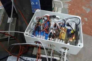 solar tracker controller